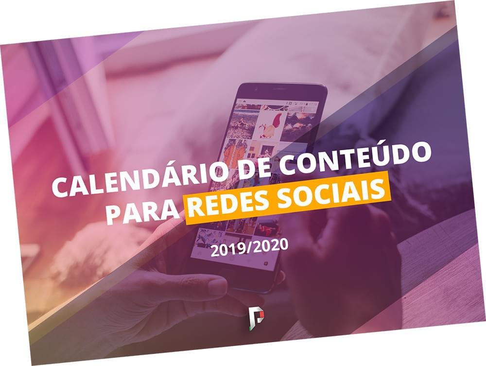 Calendario 2020 Portugal Excel.Calendario De Conteudo Para Redes Sociais 2019 2020
